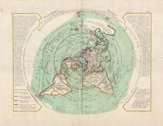 Flat earth map 1781 gumiabroncs Choice Image